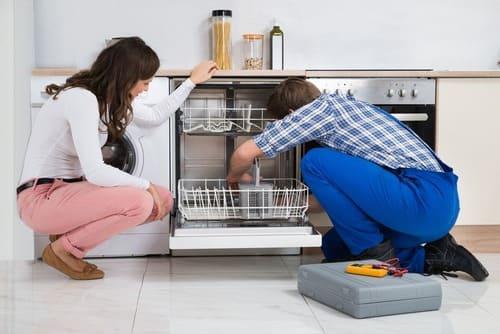 Ремонт посудомоек в Перми