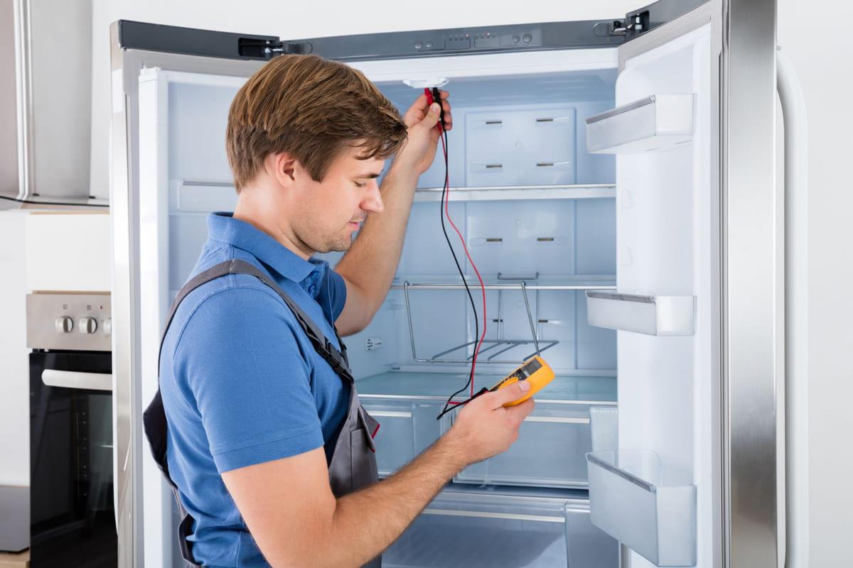 Ремонт холодильников в Томске