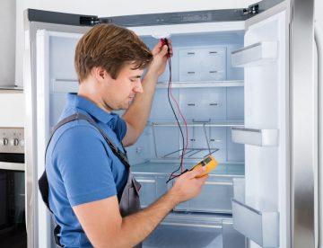 Ремонт холодильников в Тюмени