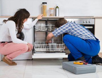 Ремонт посудомоечных машин в Уфе